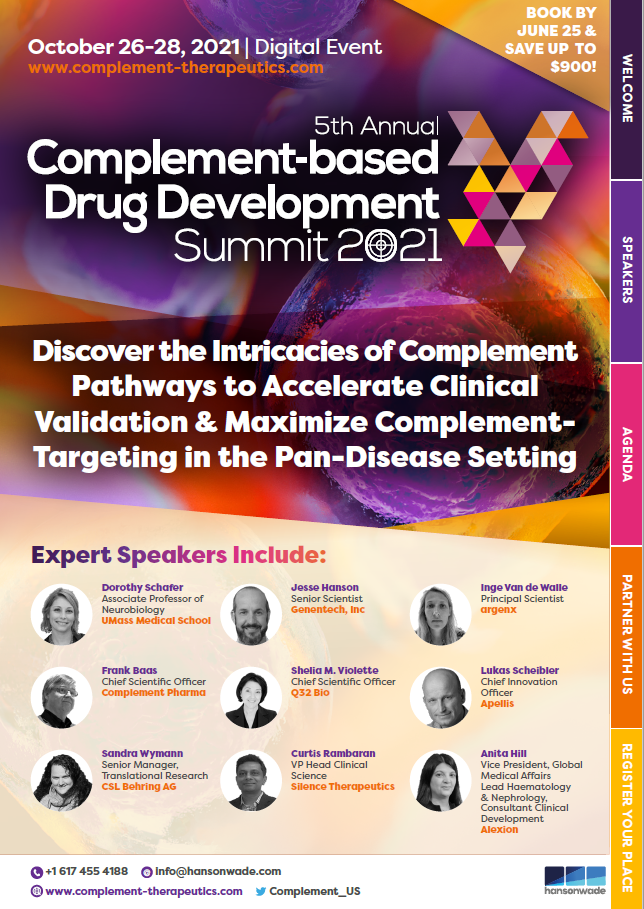 Complement Front Cover